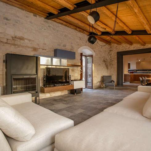 Nano house - Casa rustica interni ...