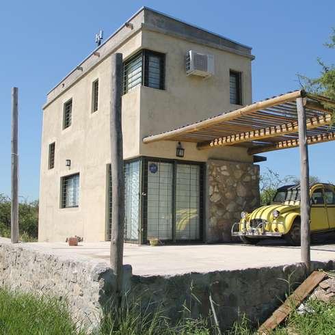 Casas de estilo moderno por MULA.Arquitectos