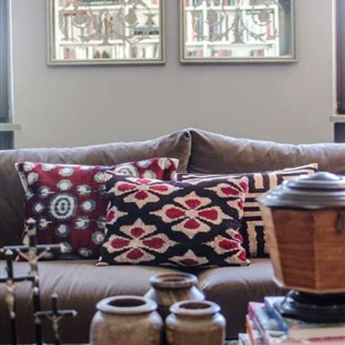 Moderne Wohnzimmer Von Les Ottomans