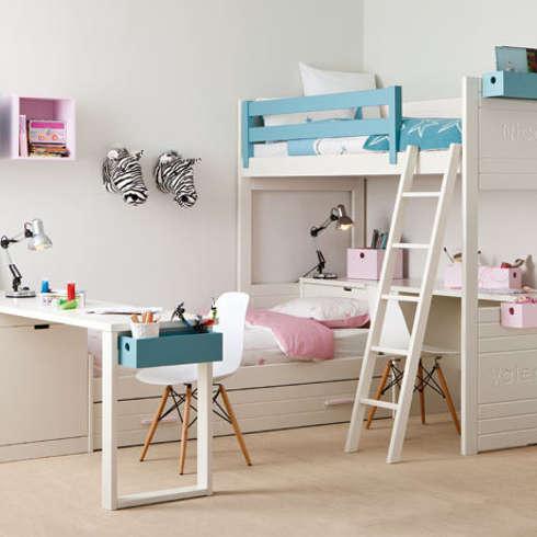 Ideas para dise ar un dormitorio juvenil - Disenar habitacion juvenil ...