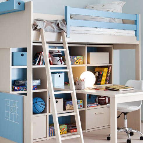 Apartamentos pequenos charmosos na medida certa - Habitaciones infantiles pequenos espacios ...