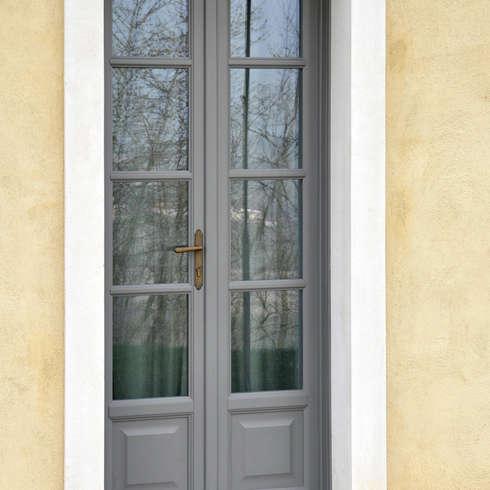 Le maniglie per finestre modelli e caratteristiche - Maniglie porte e finestre ...