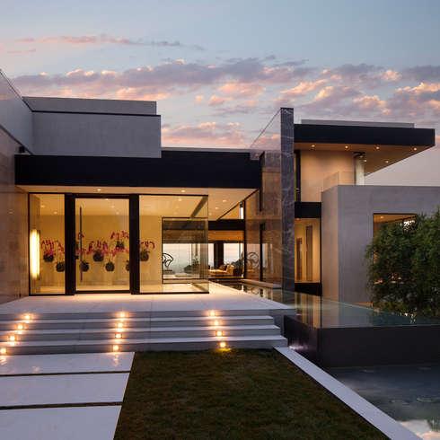 moderne Häuser von McClean Design