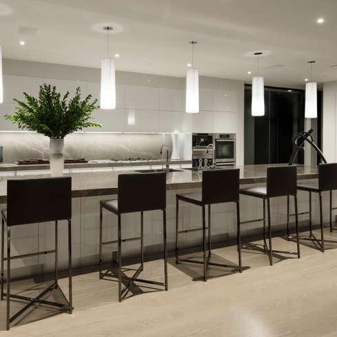 moderne Küche von McClean Design