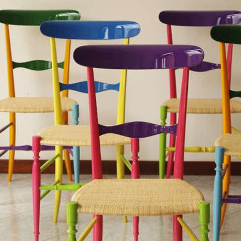 La sedia di design 10 modelli a cui ispirarsi for Chiavarina sedia