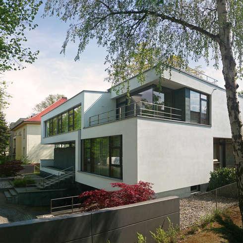 Stadtvilla modern for Stadtvilla modern