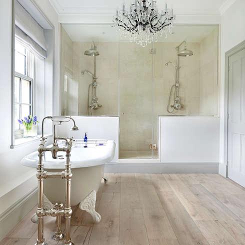 Modern én romantisch: 3 badkamers om bij weg te dromen
