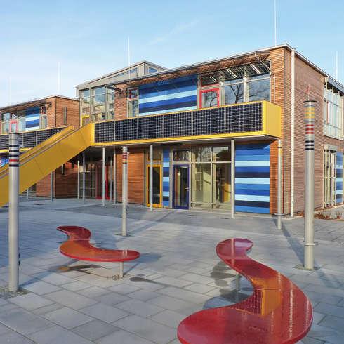 Betreuung U0026 Soziales: Moderne Häuser Von Buttler Architekten