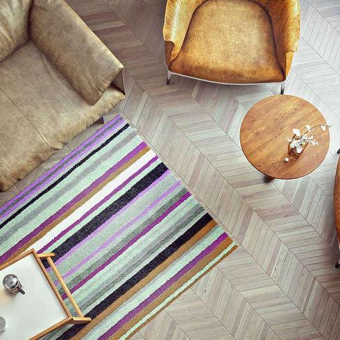 Salas de estar escandinavas por ILKINGURBANOV Studio