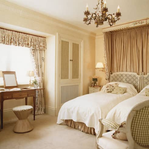 classic Bedroom by Meltons