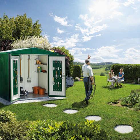 Consejos para construir un cobertizo con tus propias manos for Antas jardin