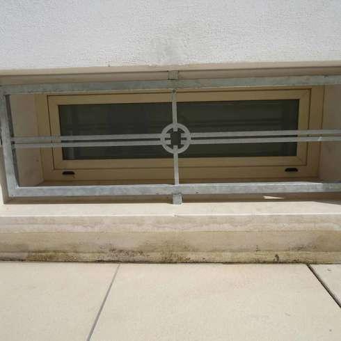 Le grate per finestre in 10 idee for Finestre per case in stile artigiano