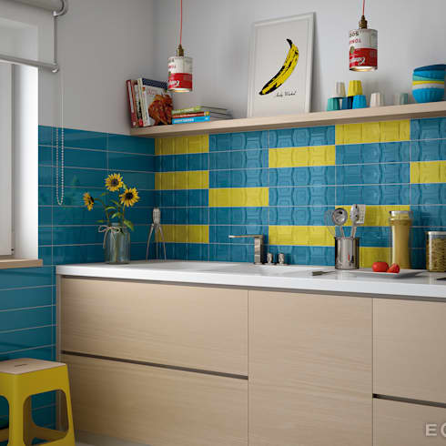 10 Cool Splashbacks For Kitchens