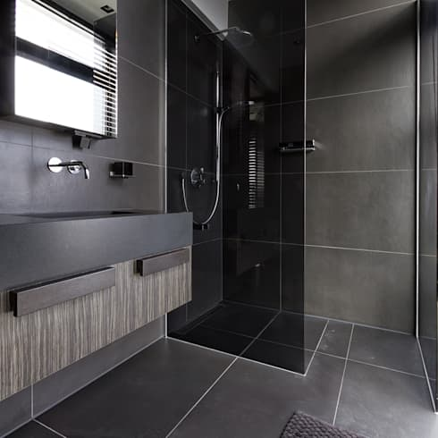 modern Bathroom by BB Interior