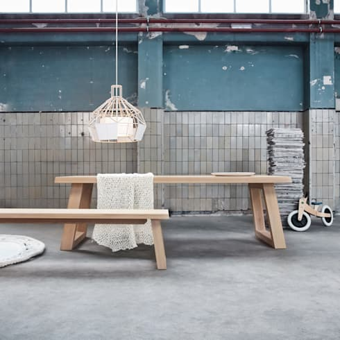 modern Dining room by Studio Daniel