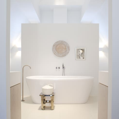 modern Bathroom by Baden Baden Interior