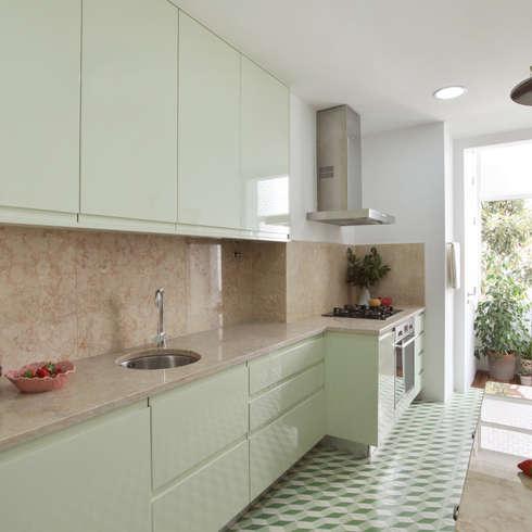 6 pavimentos mais recomendados para uma cozinha - Pavimentos rusticos para interiores ...