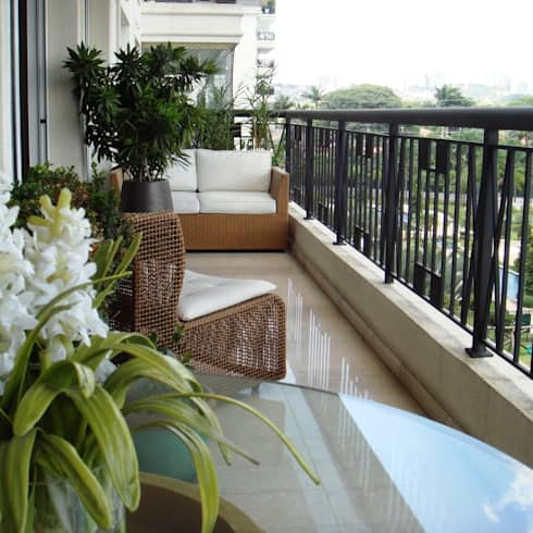 10 ideas para decorar balcones - Balcones cerrados ...