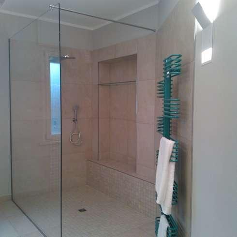 Il termoarredo bagno che non ti aspetti for Termoarredo bagno piccolo