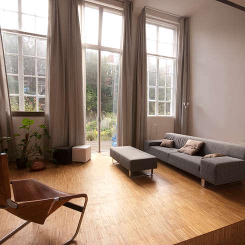 gordijnen woonkamer tuindeuren