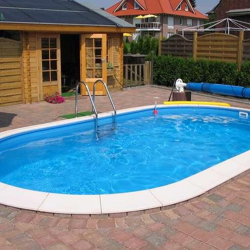 Der eigene pool im garten - Hobby pool technologies ...