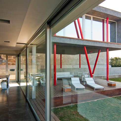 Fenster von eidée arquitectes S.L.P.