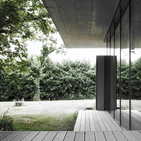 Garten: moderner Garten von dürschinger architekten