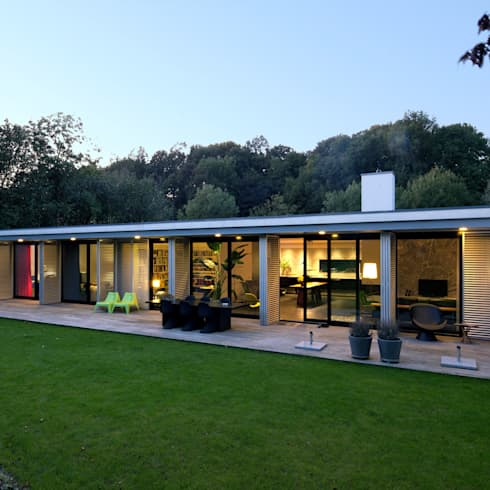 Bungalow von De Kovel architecten