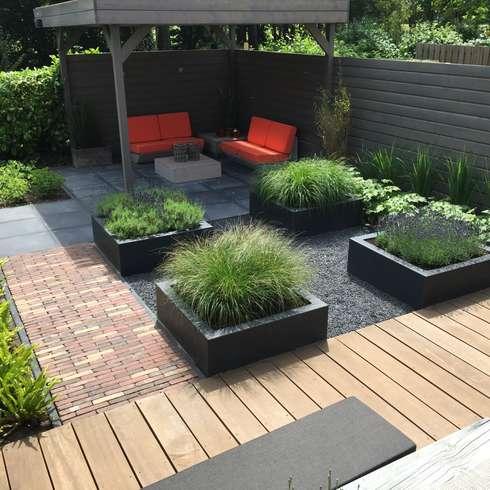 Bestrating 10 sierlijke ideeen voor in de tuin for Ideeen voor tuin
