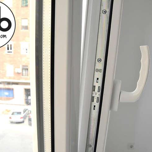 Le maniglie per finestre modelli e caratteristiche - Maniglie per finestre ...