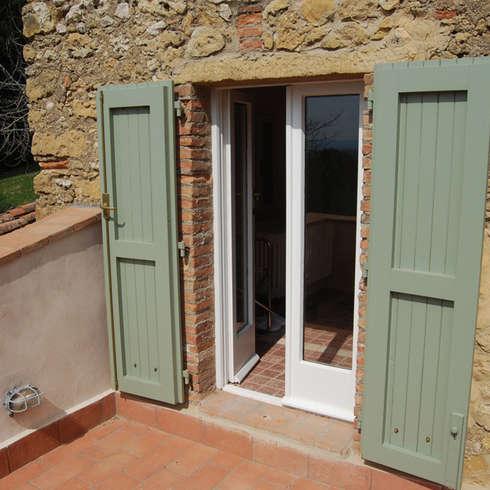 Franse dubbele deuren voor elke kamer