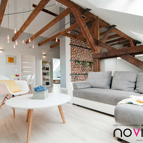 6 Scandinavian Living Room Designs For Your Home