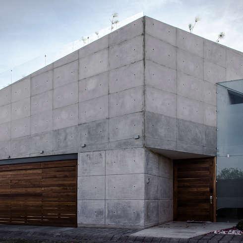 moderne Häuser von Oscar Hernández - Fotografía de Arquitectura