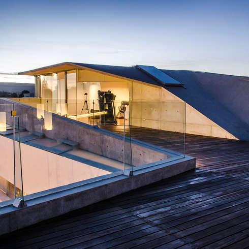 Terrasse von Oscar Hernández - Fotografía de Arquitectura