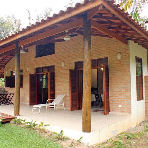 Top 5 casas de campo pequenas e outros modelos - Modelos de casas de campo pequenas ...