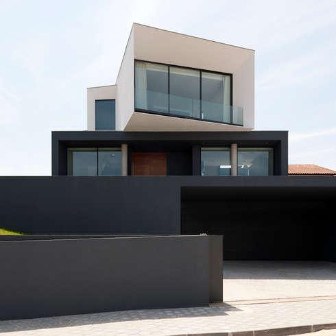 minimalistische Häuser von Urban Core