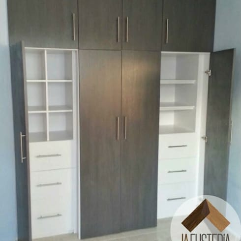 8 tipos de puertas para closet for Disenos de puertas de madera para closets