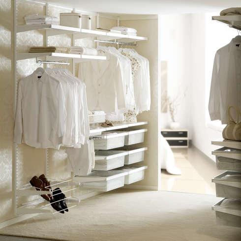 Begehbarer kleiderschrank frau traum  Der Traum vom begehbaren Kleiderschrank