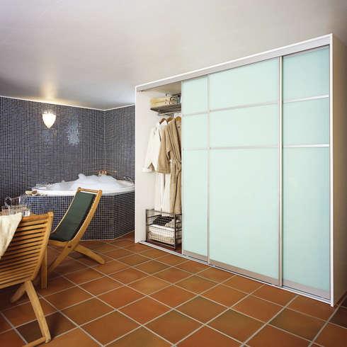 Mehr Ordnung Im Bad: Moderne Badezimmer Von Elfa Deutschland GmbH