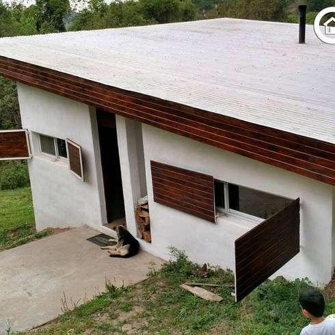 Terrazas de estilo  por PH Arquitectos