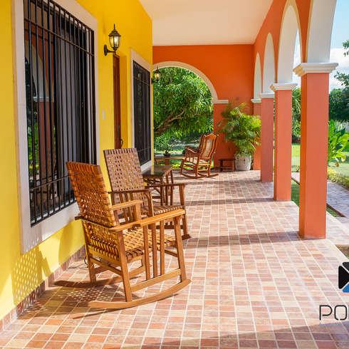9 tipos de pisos especiales para la terraza for Pisos para terrazas interiores