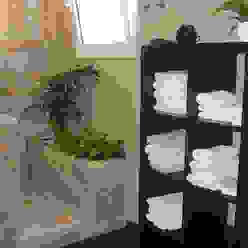 Tatiana Doria, Diseño de interiores BathroomBathtubs & showers