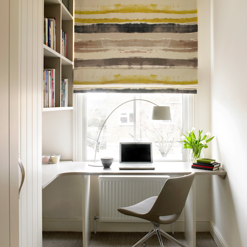 Eclectic style study/office by homify Eclectic