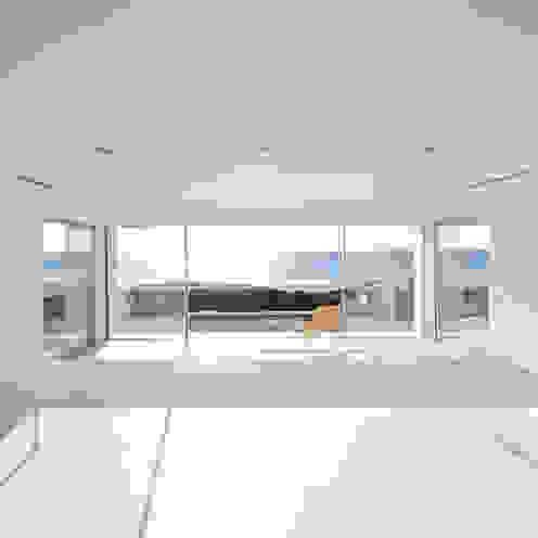 Alberto Campo Baeza Modern dining room