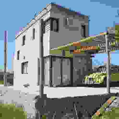 Modern houses by MULA.Arquitectos Modern