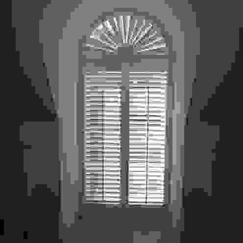 Ronde shutters Klassieke kinderkamers van Inhuisplaza b.v. Klassiek