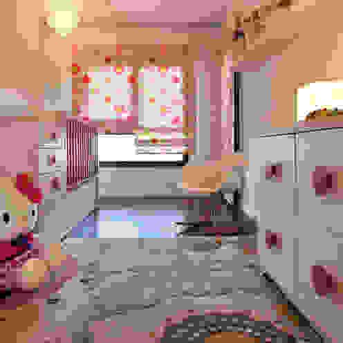 Apartamento Expo_Design Interiores Tiago Patricio Rodrigues, Arquitectura e Interiores Quartos de criança modernos