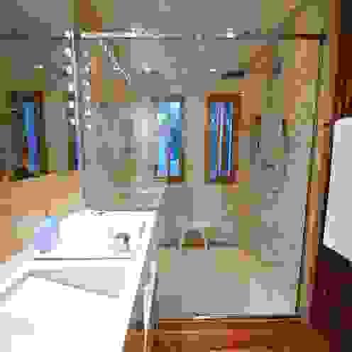 MeyerCortez arquitetura & design Baños de estilo moderno