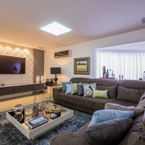 Evviva Bertolini Modern living room