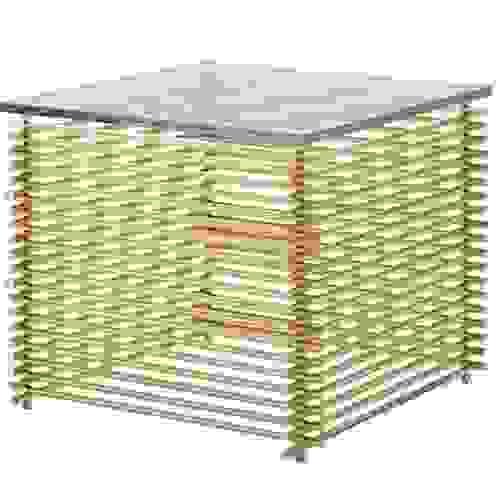 Придиванный столик BAKER, THOMAS PHEASANT:  в современный. Автор – NICE CATCH , Модерн